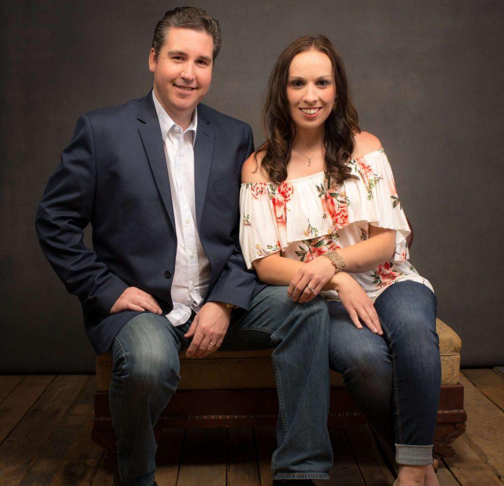 Darin and Brooke Aldridge