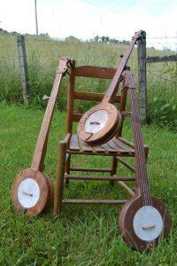 John Peterson banjos