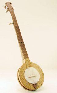 John Peterson banjo