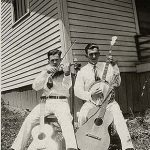 Frank Blevins and Brother