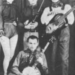 Frank Blevins and the Souther Buccaneers