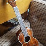 Henderson Jayne ukulele front