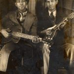 Lesley Riddle and Brownie McGhee