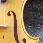 Testerman fiddle front