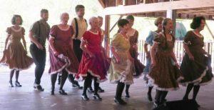 Folk School Cloggers 2
