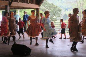 Folk School Cloggers 3