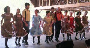 Folk School Cloggers 5