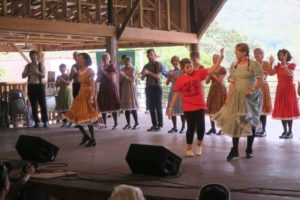 Folk School Cloggers 6
