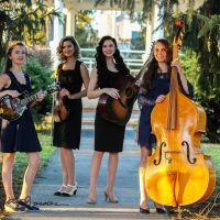 The Burnett Sisters Band