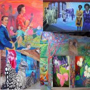 mural collage