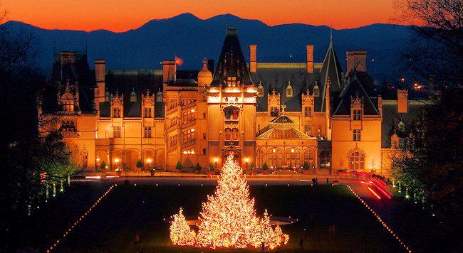 Christmas Tree Farm Asheville Nc.Celebrate The Holidays In The Nc Blue Ridge Mountains Blue