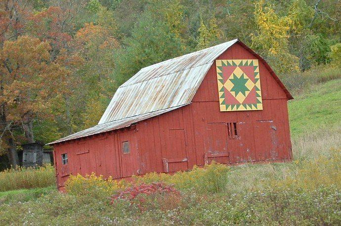 Image Gallery north carolina barn quilts